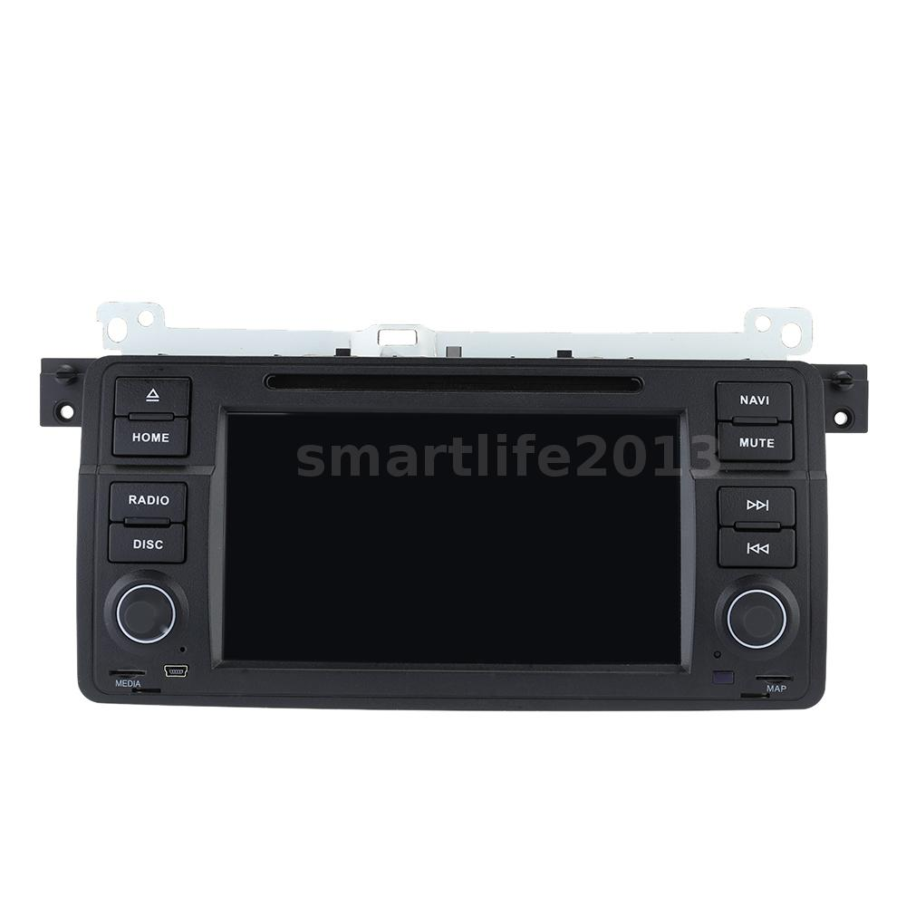 7inch 2 din car stereo dvd player gps navigation for bmw. Black Bedroom Furniture Sets. Home Design Ideas